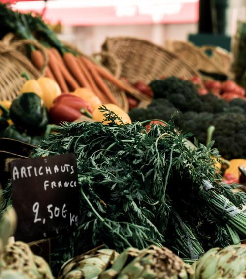Best local markets