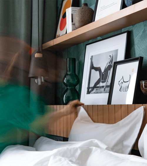 Maison Mère - The secrets of room cleaning